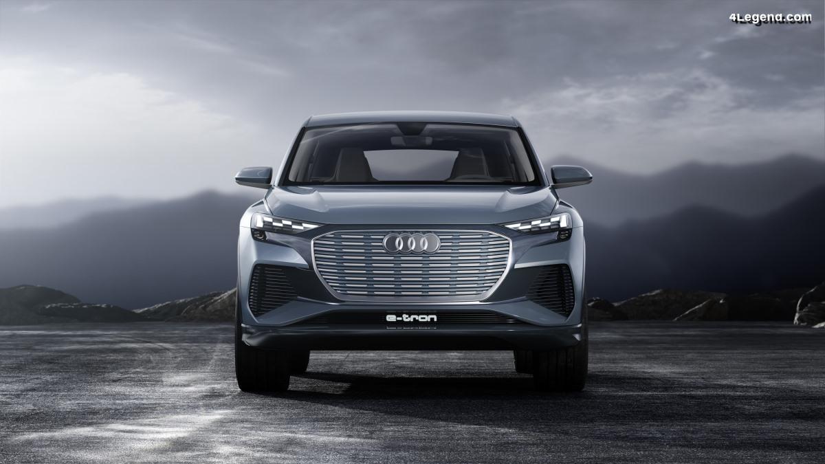 Des éclairages extérieurs personnalisés sur les futurs modèles Audi