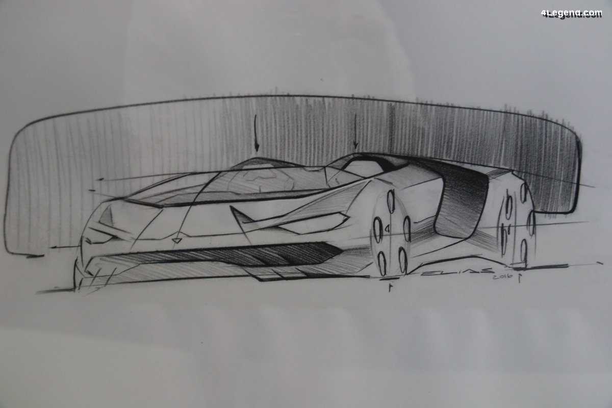 Fin du moteur V12 Lamborghini et report de la future Aventador à 2024