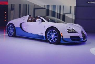 Hausse des valeurs des Bugatti EB110 et Veyron