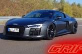 Audi R8 V10 plus BiTurbo 1000+ de Klasen : 1 050 ch & 1 000 Nm