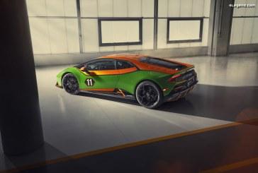 Lamborghini Huracán EVO GT Celebration – 36 exemplaires pour l'Amérique du Nord