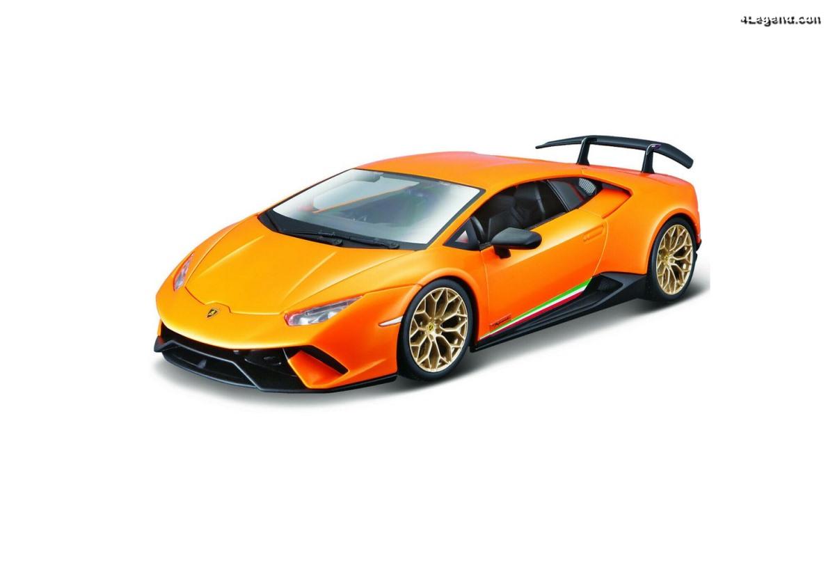 Miniature Bburago au 1:24 - Lamborghini Huracán Performante