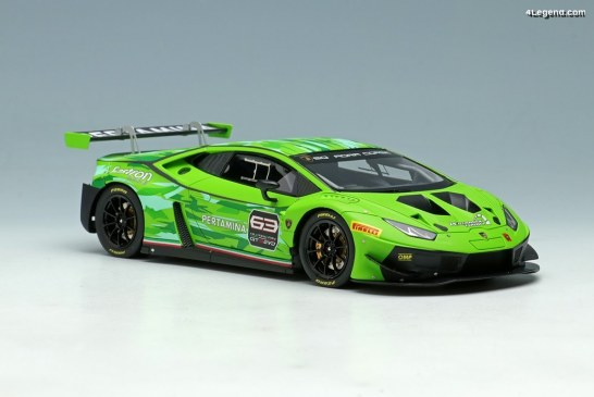 Miniatures Make Up Eidolon au 1:43 – Lamborghini Huracán GT3 EVO 2018
