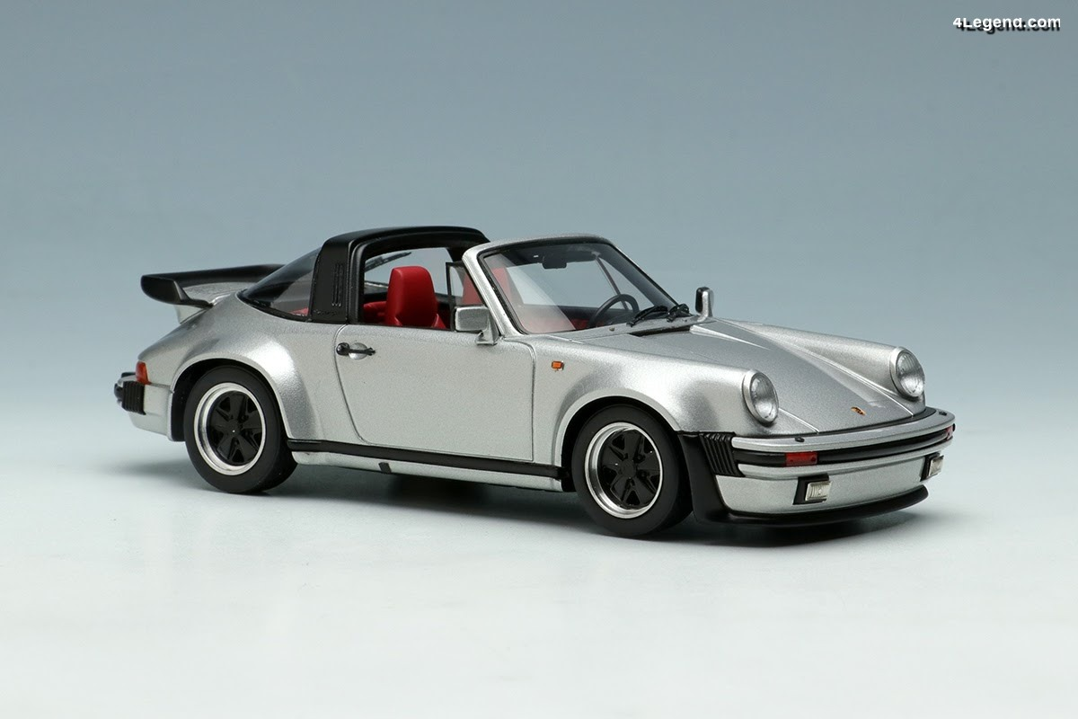 Miniatures Make Up Vision au 1:43 - Porsche 930 Turbo Targa de 1988
