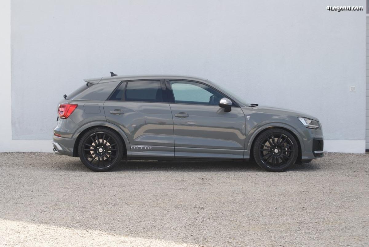 Audi ne fera pas de RS Q2 : MTM propose 480 ch pour le SQ2