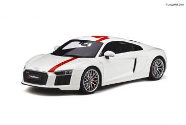 Nouveautés miniatures 1:18 par GT Spirit – 09/2019 : Audi & Porsche