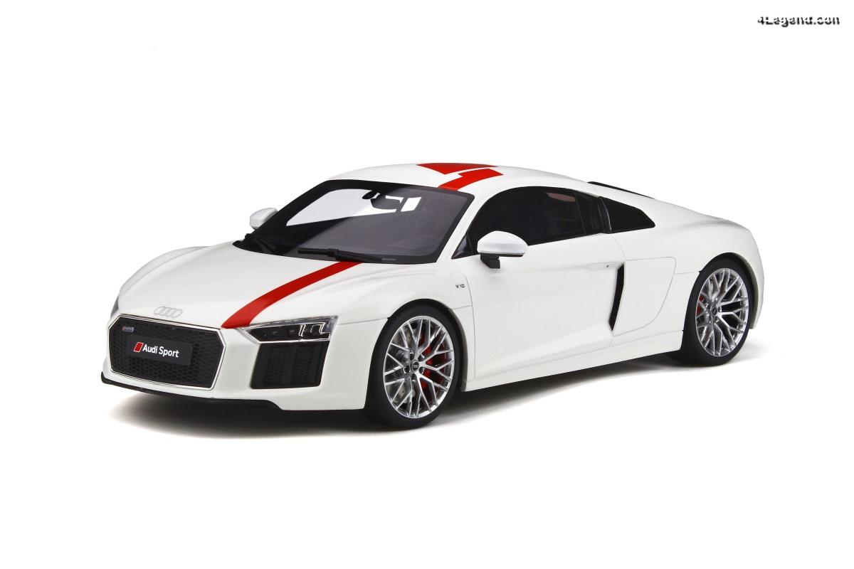 Nouveautés miniatures 1:18 par GT Spirit - 09/2019 : Audi & Porsche