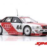 Nouveautés miniatures Spark au 1:43 – 07/2019 : Audi & Porsche