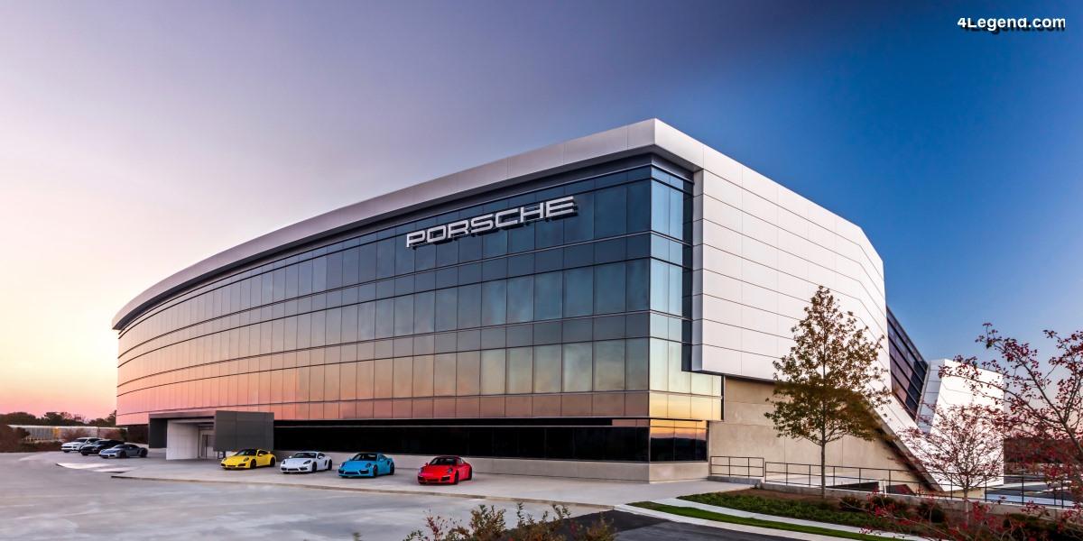 Porsche Digital ouvre un deuxième site aux États-Unis