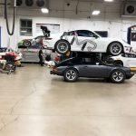 Willy : une Porsche 911 Safari portant une 911 GT3 Cup sur son toit