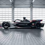 Porsche 99X Electric – La première voiture de course électrique pour la Formule E