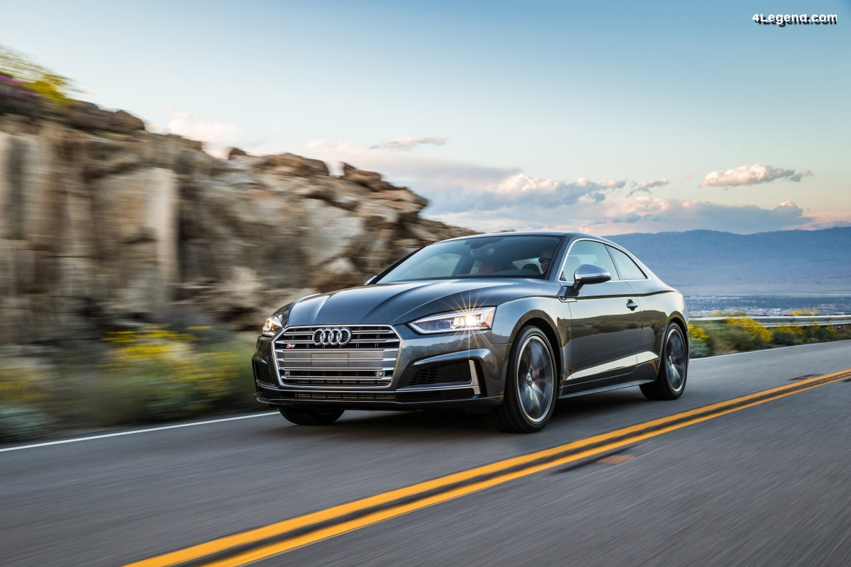 Rappel de plus de 170 000 modèles Audi suite à des capteurs d'airbags défectueux