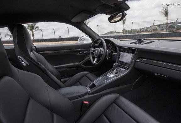 Rappel – Contrôle des airbags chez Porsche suite à un problème de calculateur