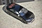 Miniature Audi RS5 coupé GT Spirit au 1:18