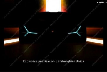 Teaser de la Lamborghini Unico (LB48H) – présentation à l'IAA 2019
