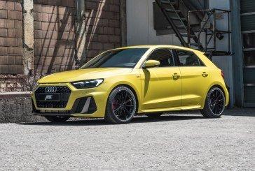 ABT Audi A1 – 240 ch et 360 Nm pour le 40 TFSI
