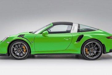 Porsche 911 GT3 Targa par Ares Design – 12 exemplaires sur base de 991 Targa GTS