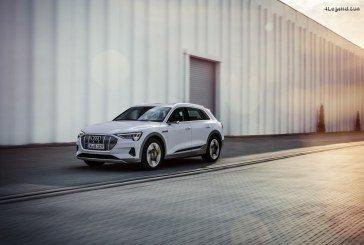 Audi e-tron 50 quattro – Une version moins puissante avec 300 km d'autonomie