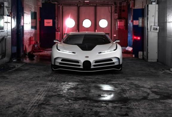 Bugatti Centodieci – Une petite série exclusive dans le style de l'EB110