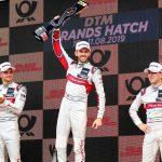 DTM – Triplé pour Audi à Brands Hatch