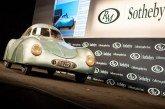 Fiasco lors de la vente aux enchères de la Porsche Type 64 de 1939