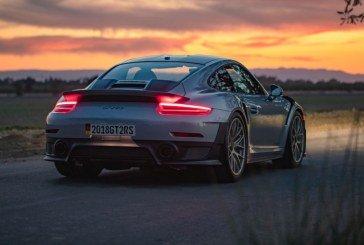 Une solution esthétique pour enlever l'aileron de sa Porsche 911 GT2 RS & GT3 RS