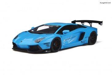 Nouveauté miniature 1:12 Kyosho by GT Spirit – LB-Works Lamborghini Aventador