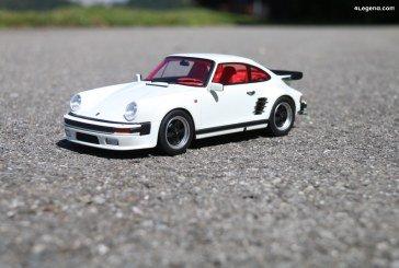 Présentation miniature 1:18 Porsche 911 Turbo S type 930 par GT Spirit