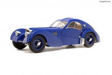 Miniature 1:18 Bugatti Type 57 SC Atlantic – Solido