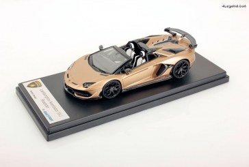 Miniatures Lamborghini Aventador SVJ Roadster au 1:43 – Looksmart