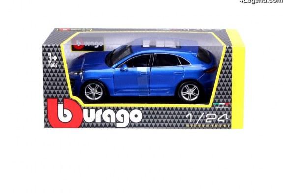 Miniatures Bburago 1:24 – Porsche Macan Turbo
