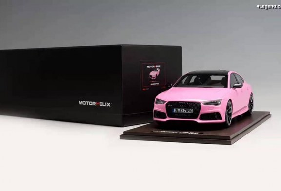 Miniatures Motorhelix 1:18 – Audi RS 7 Sportback Performance