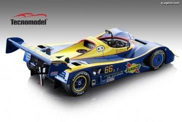 Nouveautés miniatures Tecnomodel au 1:18 : Gunnar-Porsche 966, 356 SL & 356 Carrera Panamericana