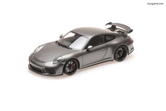 Nouveautés miniatures Minichamps S30-38 2019 – Porsche, Lamborghini & Audi