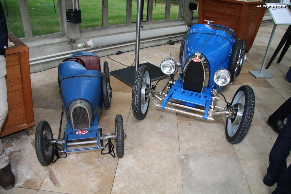 Bugatti Baby II - Dévoilée aux 110 ans de Bugatti à Molsheim