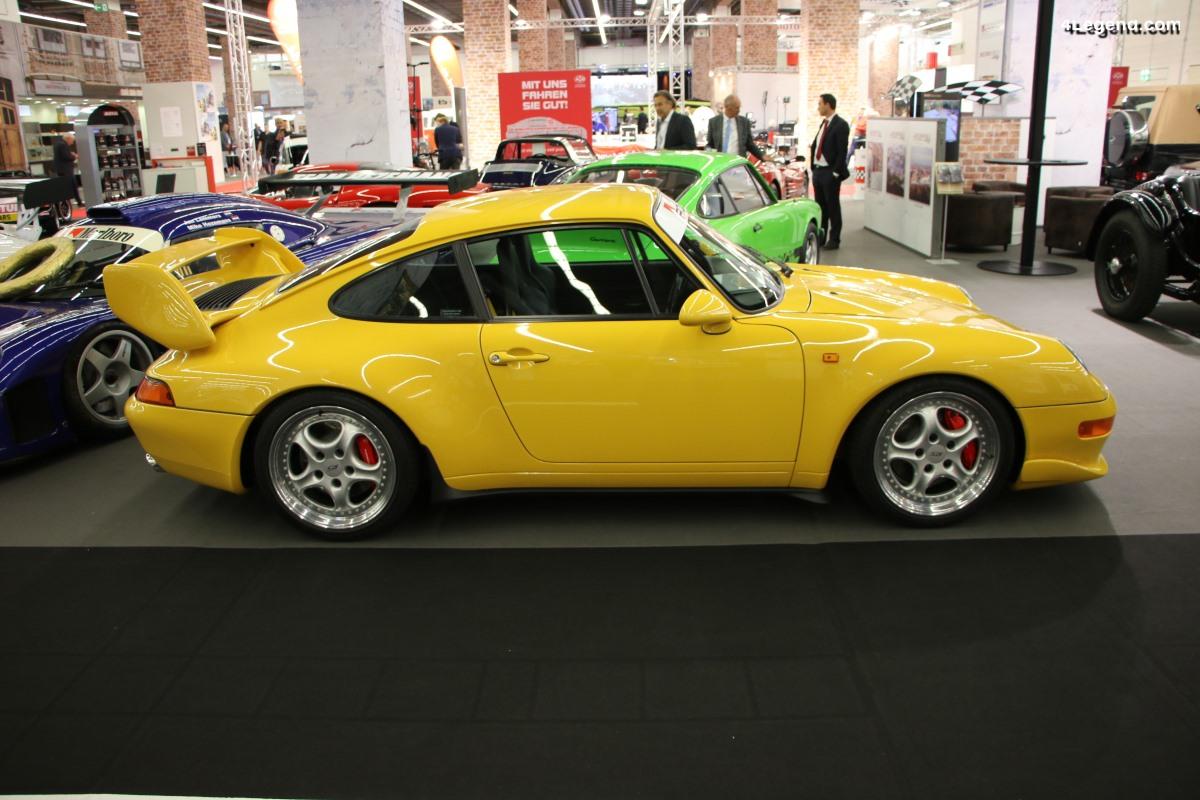IAA 2019 - Des Porsche rares et anciennes