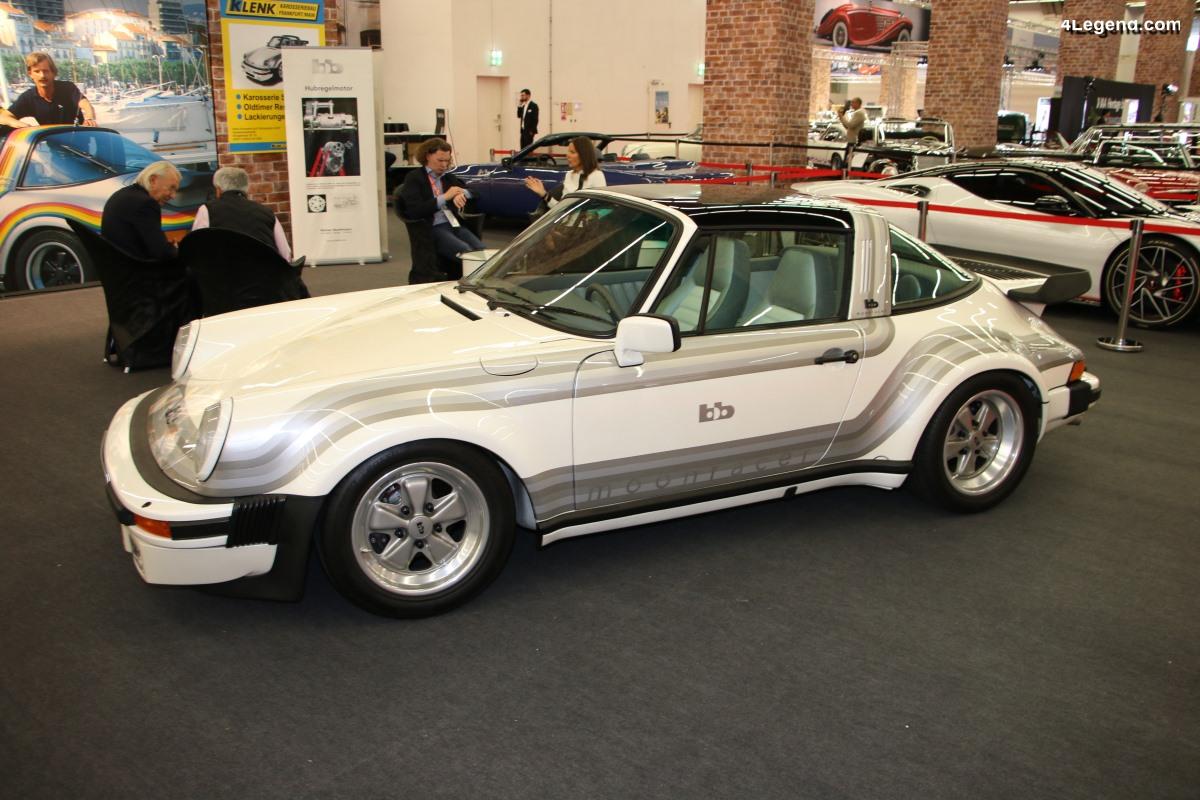 IAA 2019 - Exposition de Porsche bb de Rainer Buchmann