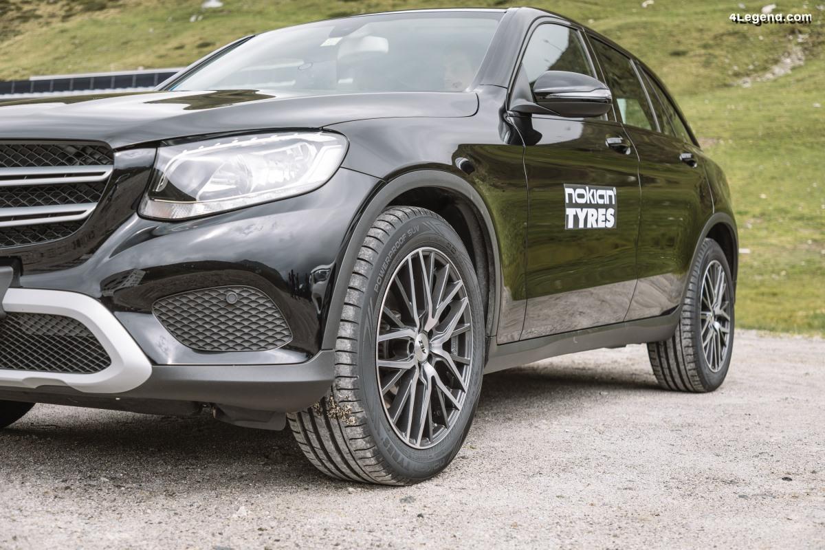 Nouveau pneu Nokian Powerproof SUV - Un pneu sportif pour les SUV