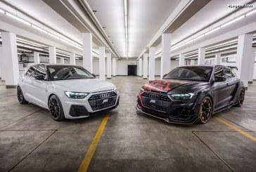 ABT A1 1of1 – Une Audi A1 unique de 400 ch conçue par Daniel Abt