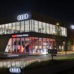 Audi Center Kista – Ouverture de la plus grande concession Audi en Suède
