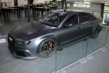 Audi RS 8 de 2013 – Une voiture laboratoire ultra sportive unique