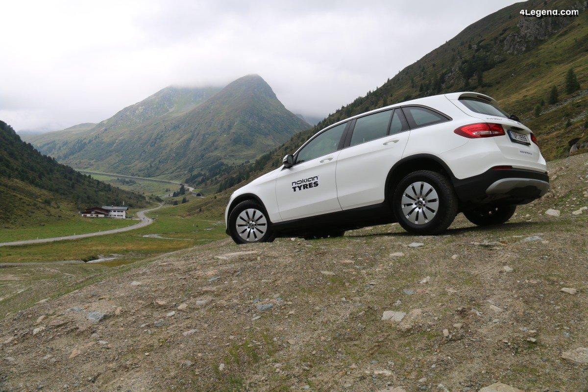 Essais des pneus Nokian Powerproof SUV & Wetproof SUV - Des pneus été adaptés aux SUV