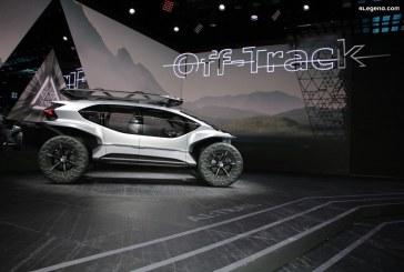 IAA 2019 – Découverte détaillée de l'Audi AI:TRAIL quattro