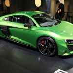 IAA 2019 – Audi R8 V10 performance coupé par Audi exclusive