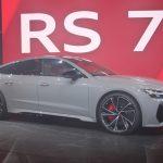 IAA 2019 – Première mondiale de l'Audi RS 7 Sportback