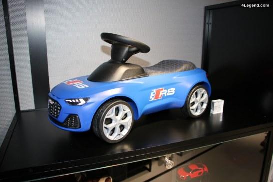 IAA 2019 – Audi Sport Junior quattro 25 years RS : un modèle RS pour les enfants