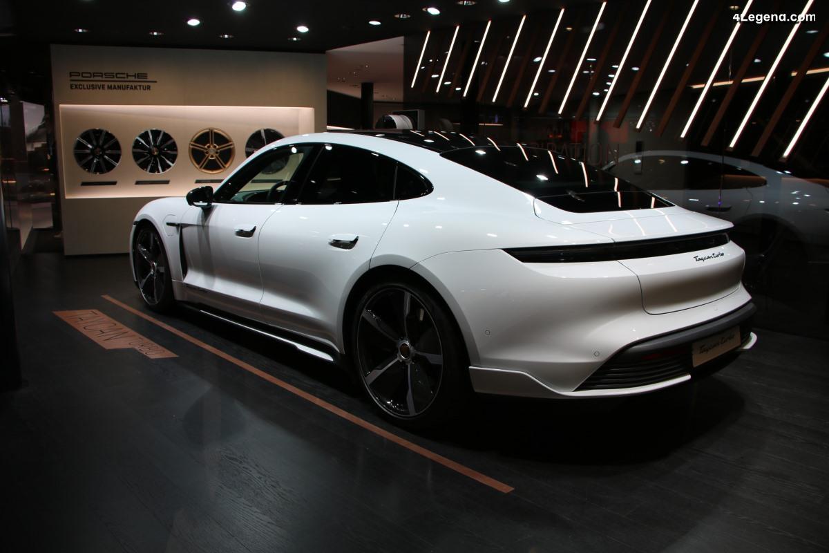 IAA 2019 - Visite du lounge Porsche Exclusive Manufaktur