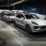 IAA 2019 – Première mondiale du nouveau Porsche Macan Turbo