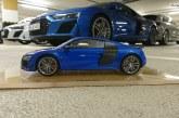 Présentation miniature 1:18 DNA Collectibles de l'Audi R8 LMX de 2014