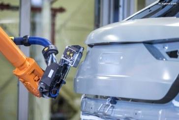 Audi teste un nouveau processus d'étanchéité dans l'atelier de peinture